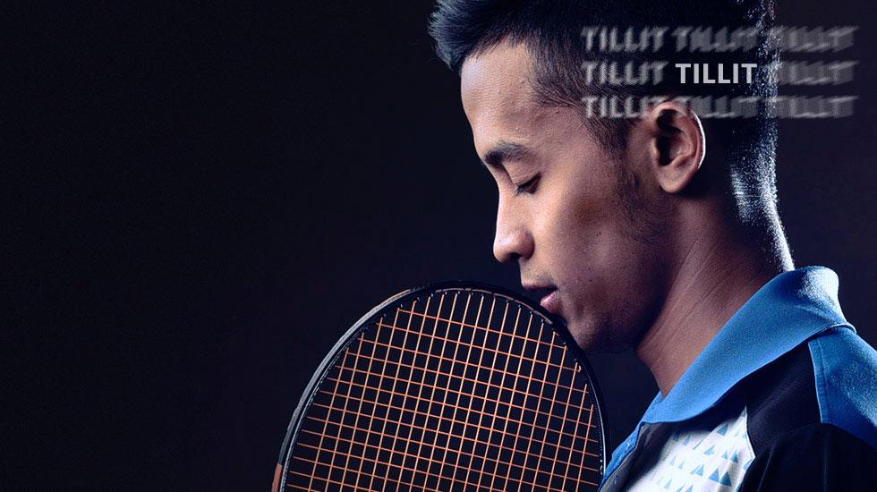 Badminton or religion
