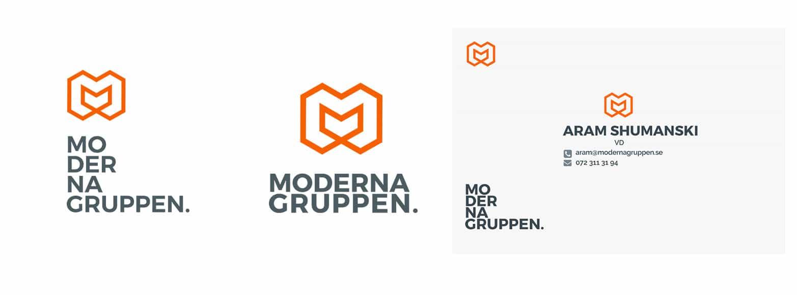 Moderna Gruppen i Stockholm