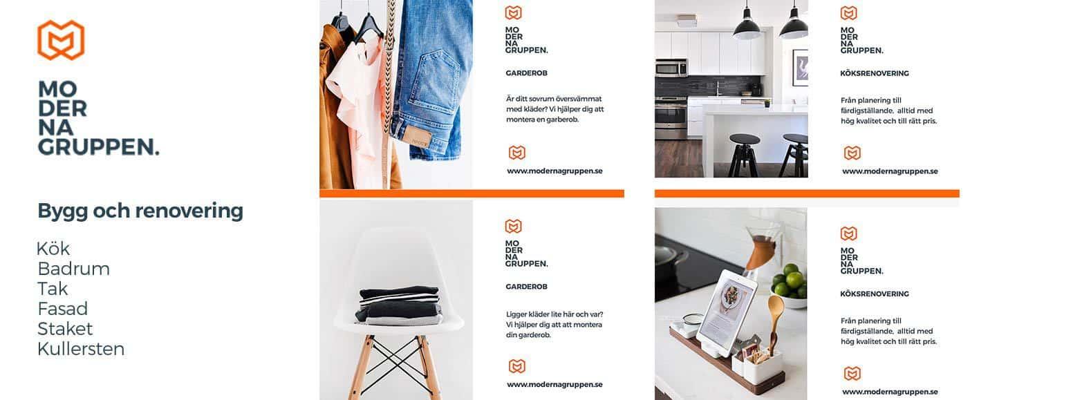 Moderna Gruppen byggfirma stockholm