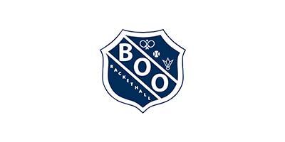 Boo Rackethall Logo